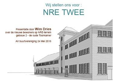 Nieuwe Buren in NRE-TWEE