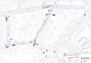 Verkeersplan Reigerlaan: 19 juli in het AG