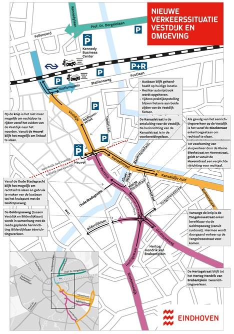 Herinrichting Vestdijk, wat betekent dat voor onze wijk?