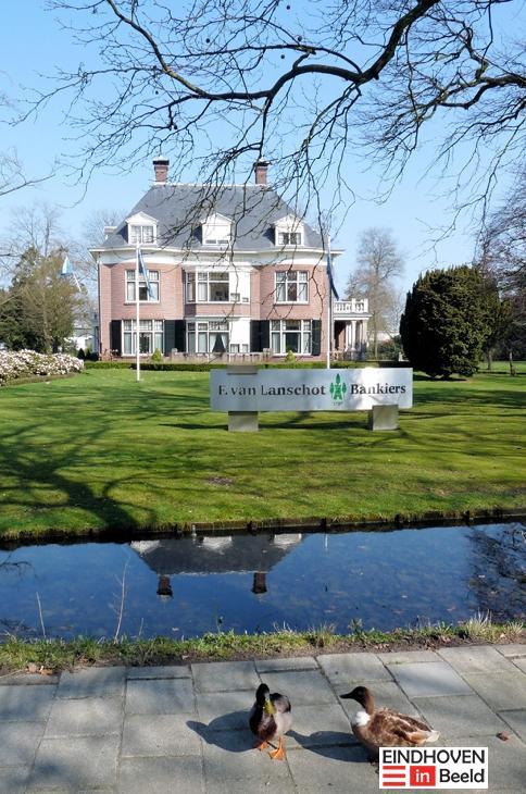 Sponsordiner 27 & 28 oktober in 'Villa van Lanschot'