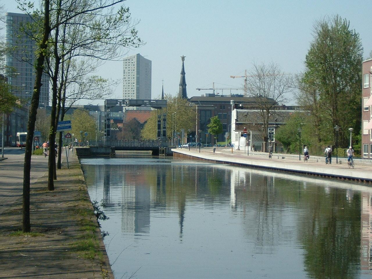 Eindhovens Kanaal als Ecologische Verbindingszone