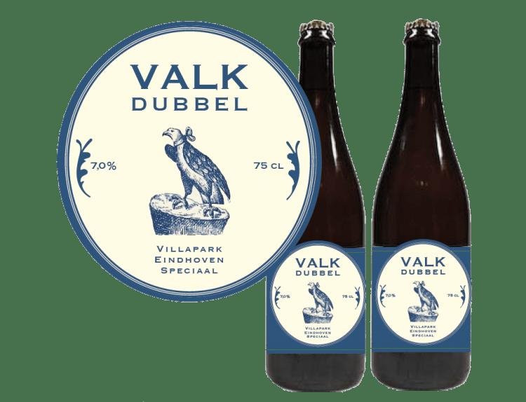 villapark 110: Valk Dubbel gebrouwen…