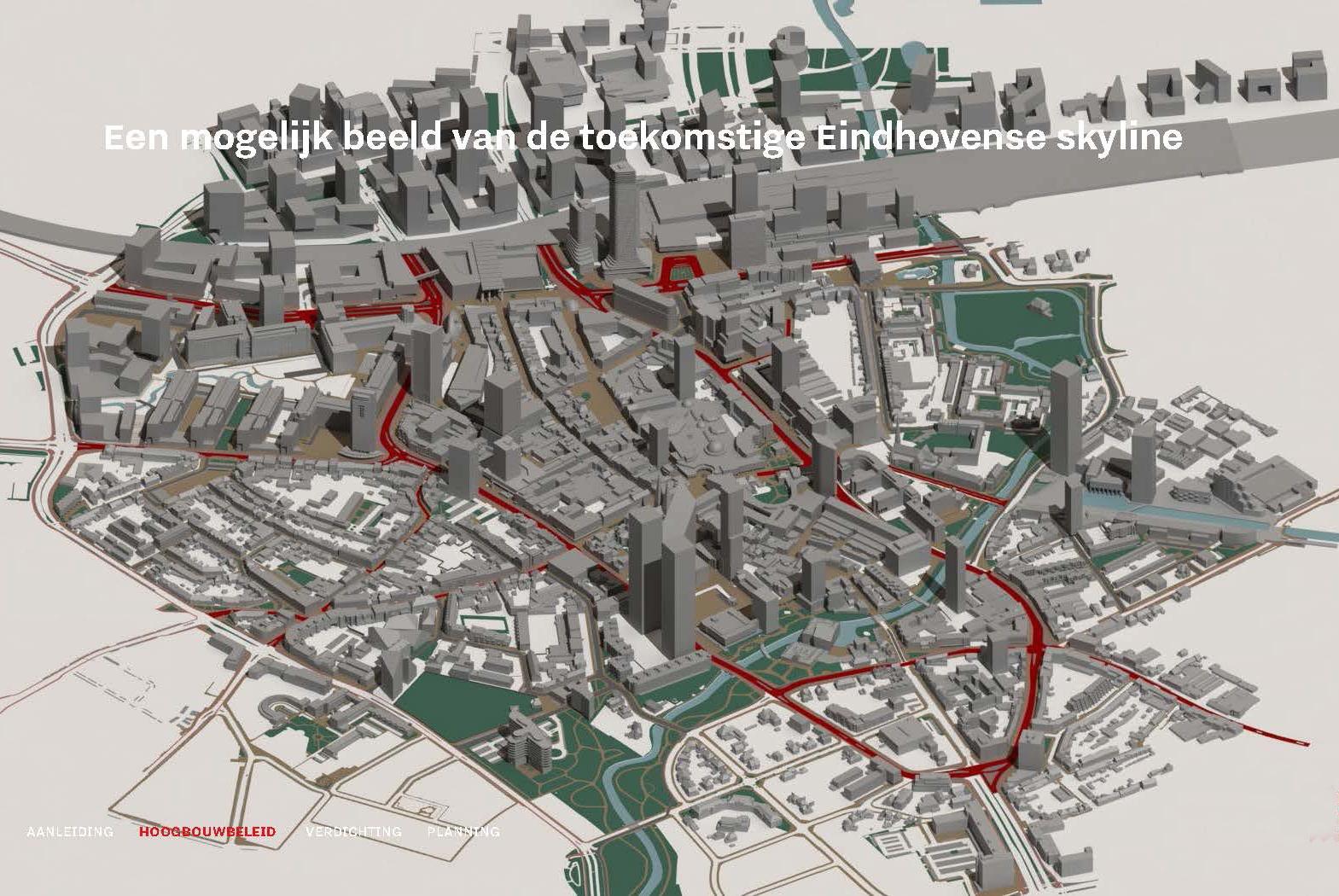 Omgevingsvisie Eindhoven: gaan we definitief de lucht in?