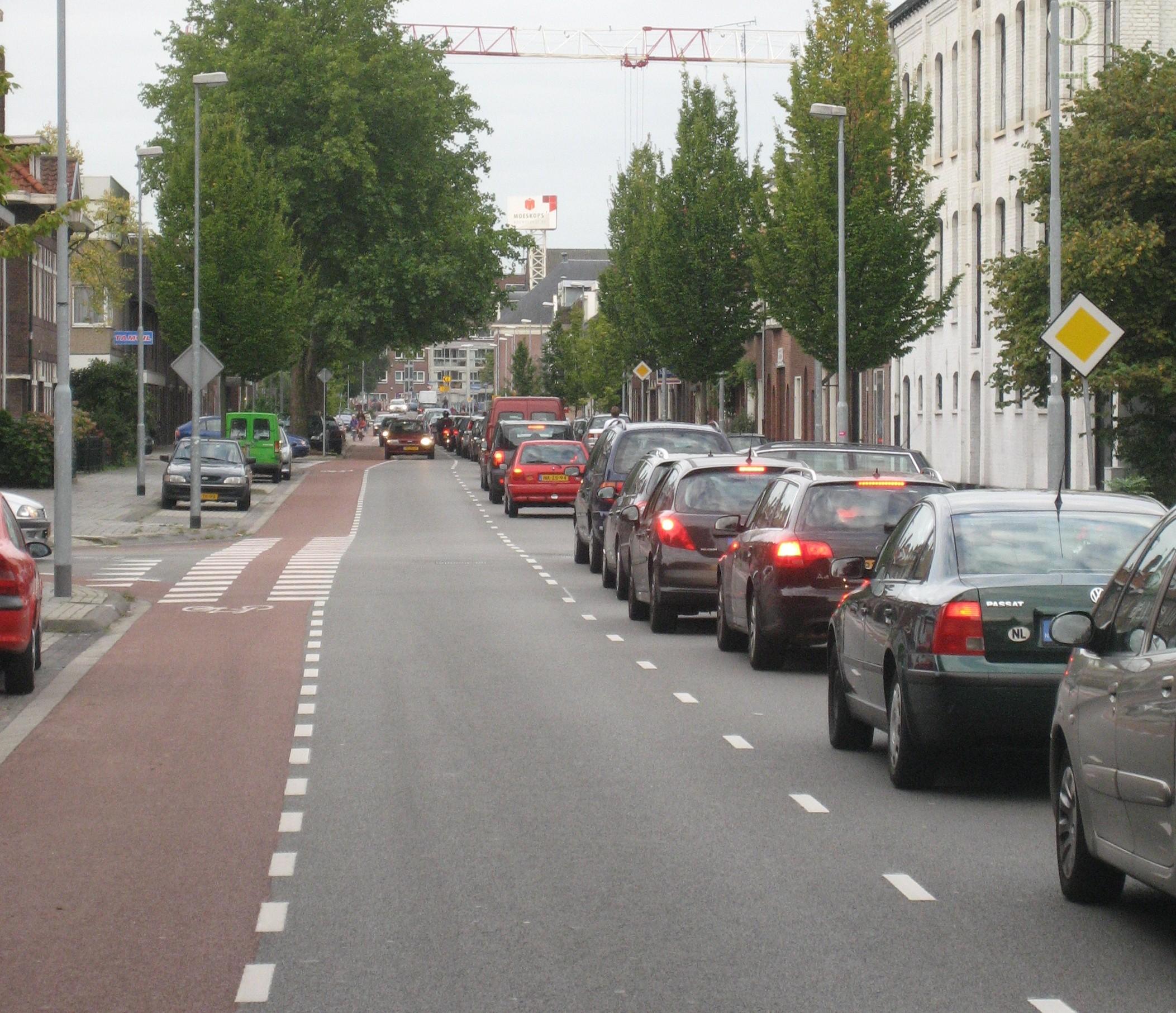 Succes voor de verkeerscommisie