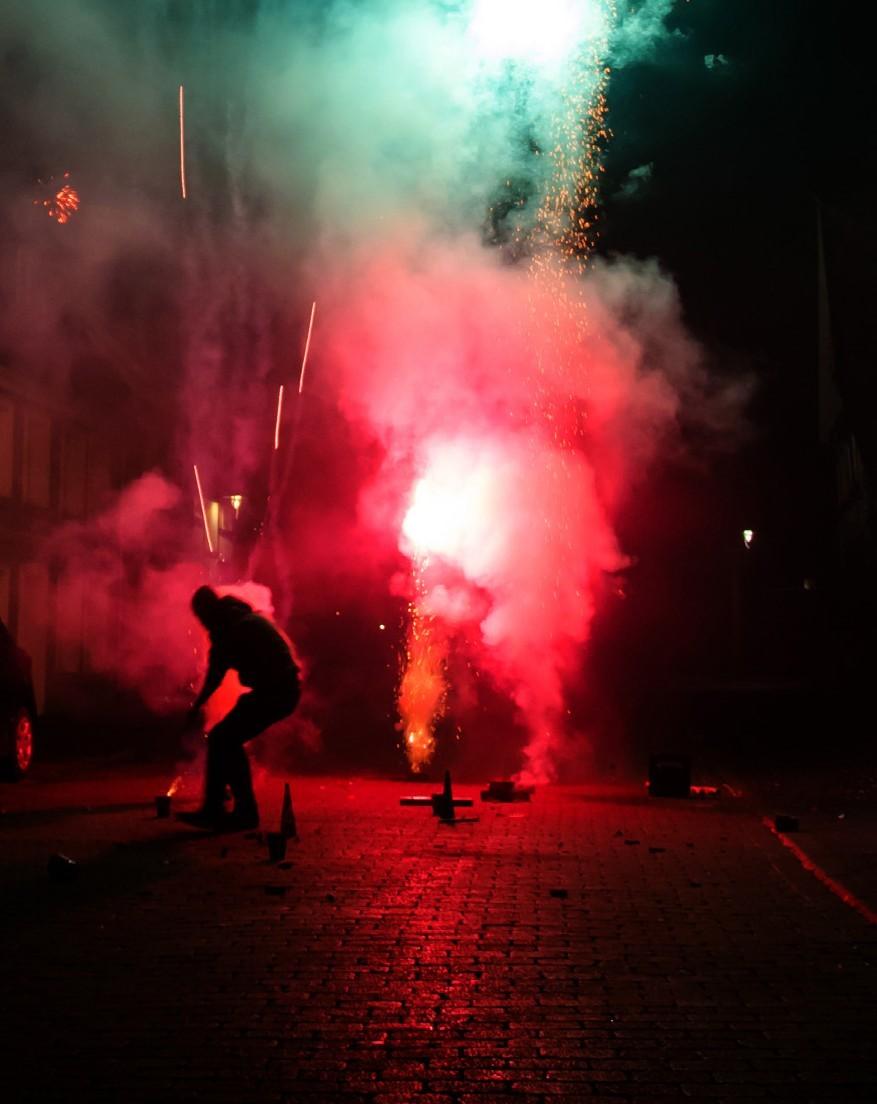 Gemeente start campagne 'Meld vuurwerkoverlast'