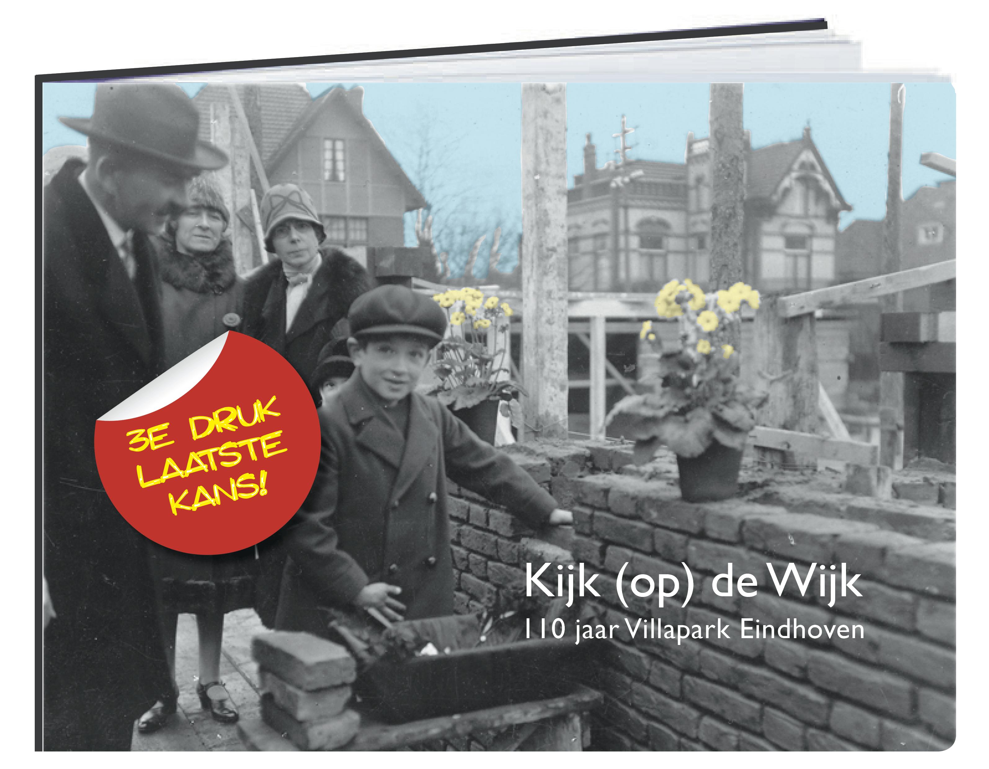 """Derde druk Fotoboek """"Kijk op de Wijk"""""""