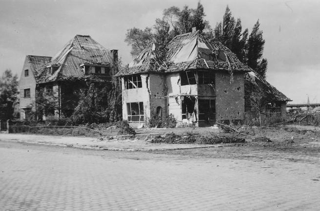 Villapark in de Tweede wereldoorlog – Oproep