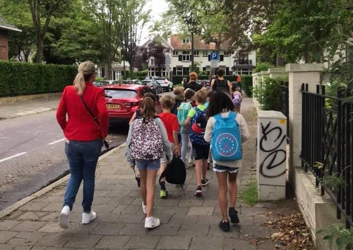 Schoolzone basisschool Reigerlaan veiliger maken!