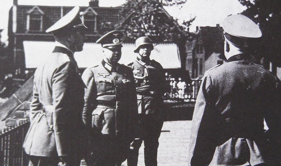 Website Villapark in de Tweede wereldoorlog